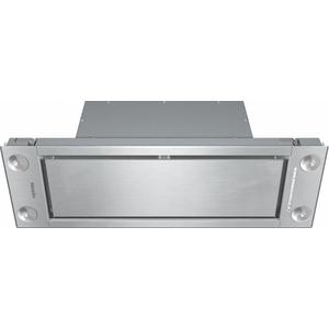 DA 2698 Insert ventilation hood with energy-efficient LED lighting and backlit controls for easy use.