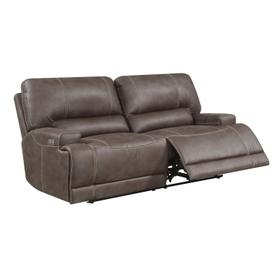Highland Power Reclining Sofa, Truffle U8058-18-05