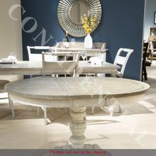 See Details - Single Pedestal Table Top