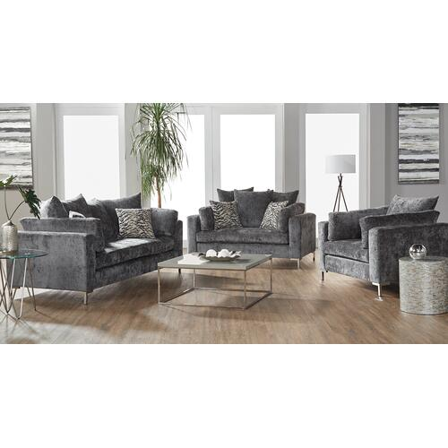 Hughes Furniture - 19800 Sofa