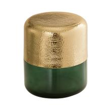View Product - Kolla Green Side Table