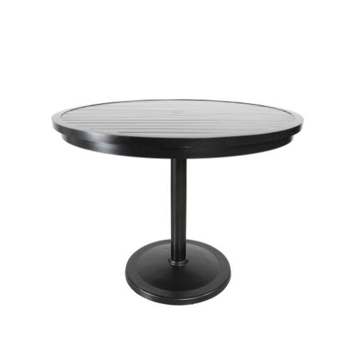 "Monaco 56"" Round Pedestal Dining Table"