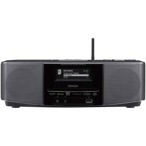Denon - Enhanced Networked Audio System with Built-in iPod Dock