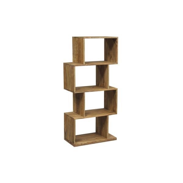 See Details - Urban 4 Tier Bookcase, HN-8056