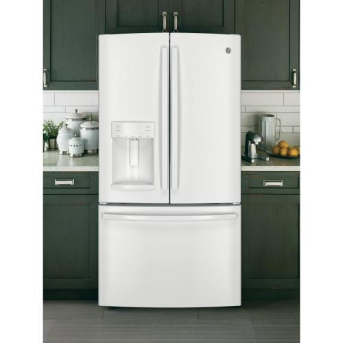 GE® ENERGY STAR® 25.7 Cu. Ft. French-Door Refrigerator