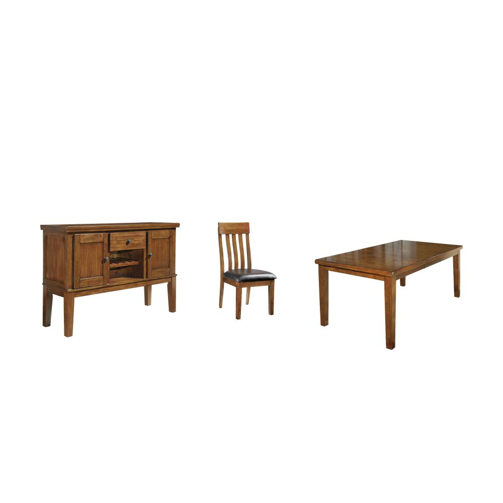 Product Image - Dining Table and 8 Chairs With Storage