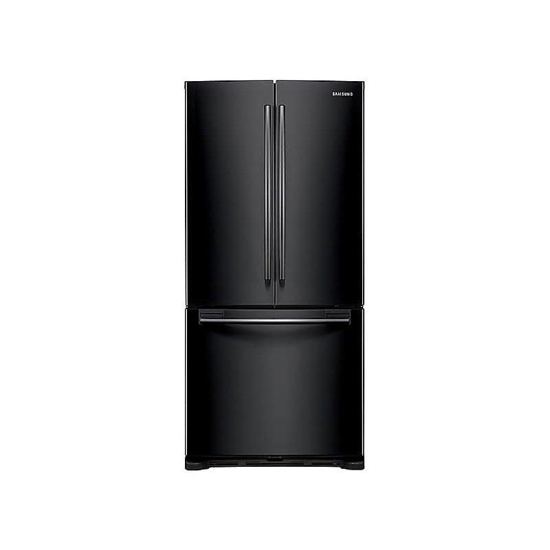 20 cu. ft. French Door Refrigerator in Black