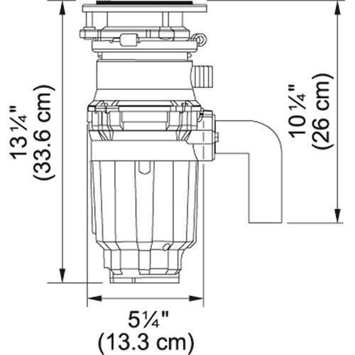 Franke - Waste disposers WDJ50