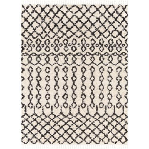 "Gallery - Berber Shag BBE-2309 7'10"" x 10'2"""
