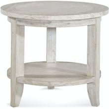 View Product - Fairwind Round End Table