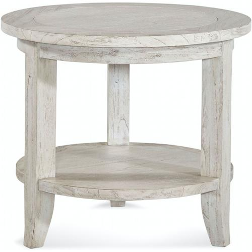 Fairwind Round End Table