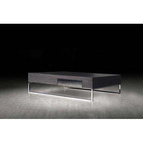 Modrest Vernon Modern Grey Elm Coffee Table