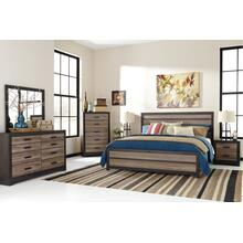 6-piece King Bedroom
