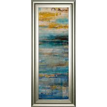 """Beyond The Sea II"" By Erin Ashley Framed Print Wall Art"