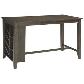 Rokane  Counter Table w/Storage