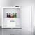 Additional Compact Medical All-refrigerator for Temperature Stable Medical Storage, With Digital Thermostat, Lock, Self-closing Door, Temperature Alarm, and Internal Fan