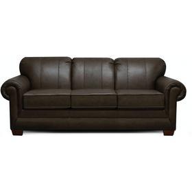 1435LSR Monroe Leather Sofa