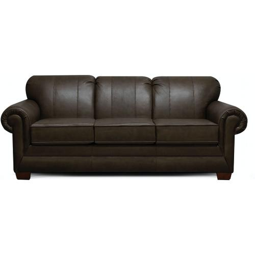 1435LSR Monroe Leather Sofa