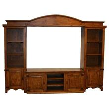 "60"" Estate 4 Piece Wall Unit"