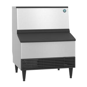 HoshizakiKM-301BAJ, Crescent Cuber Icemaker, Air-cooled, Built in Storage Bin