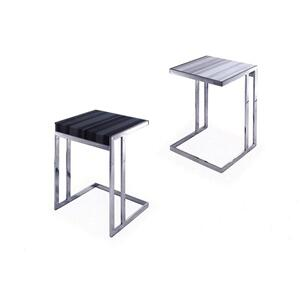 Owen Arm Table Black