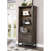 See Details - 2 Drw Pier Bookcase