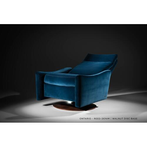 Ontario - Glider Rocking Chair - American Leather