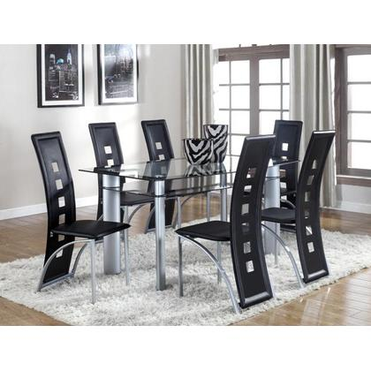 7PC. Echo Pub Dining Set