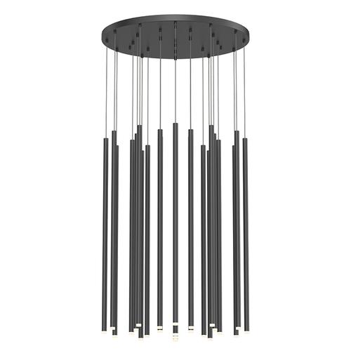 """Light Chimes™ 24-Light 32"""" LED Pendant"""
