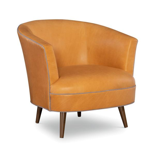 See Details - Leather Chair