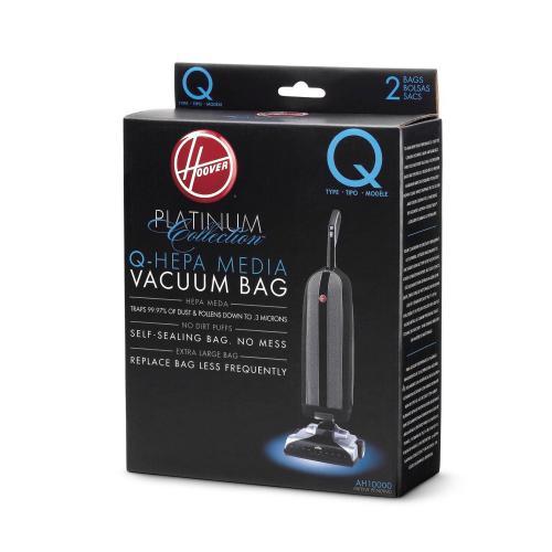 Platinum Type-Q HEPA Vacuum Bag (2-Pack)
