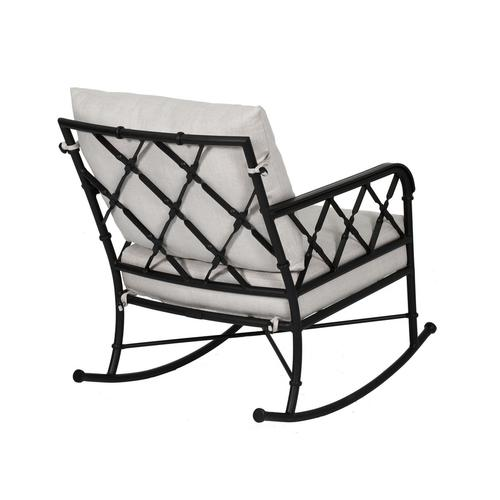 Castelle - Preserve Cushioned Lounge Rocking Chair