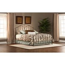 Zurick King Dup Panel Bed Set