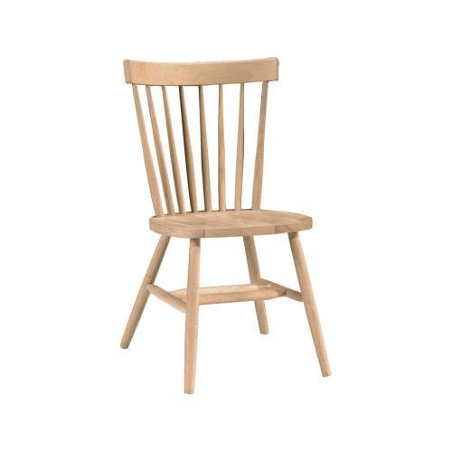 Unfinished Copenhagen Chair