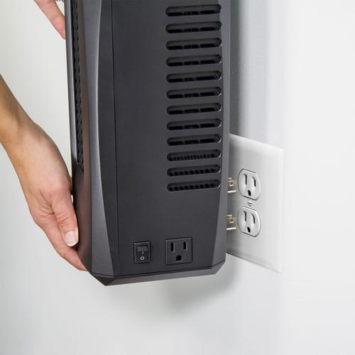 Refurbished pureHeat SNUG Plugin Wall Heater
