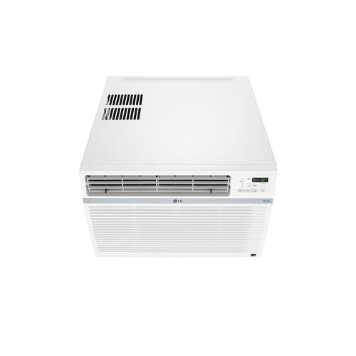15,000 BTU Smart Wi-Fi Enabled Window Air Conditioner