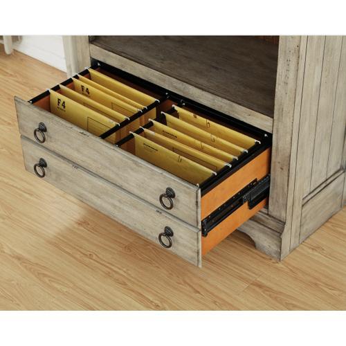 Flexsteel - Plymouth File Bookcase