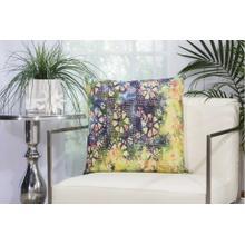 """Outdoor Pillows Ti780 Multicolor 20"""" X 20"""" Throw Pillow"""
