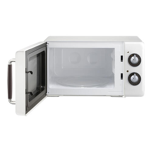 0.7 cu. ft. Countertop Retro Microwave Oven