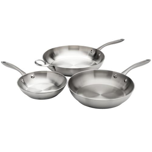 Frigidaire ReadyCook™ 3 Piece Fry Pan Set