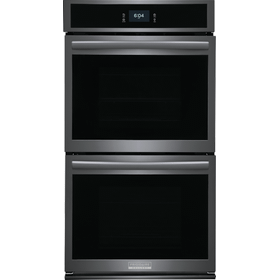 Frigidaire Gallery 27'' Double Electric Wall Oven with Total Convection