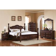 BY333KF Bryant Dark Storage Footboard
