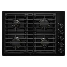 """View Product - Black 30"""" JX3™ Gas Downdraft Cooktop"""