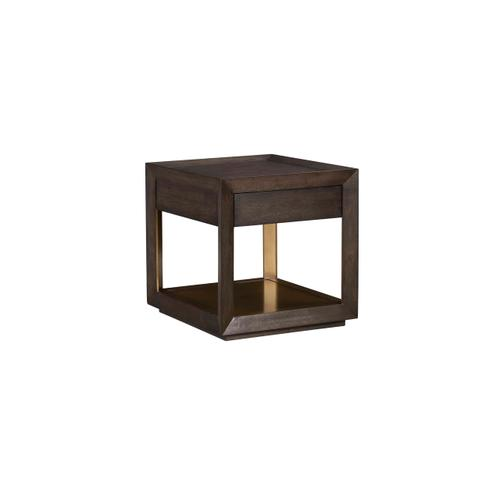 Woodwright Balch End Table