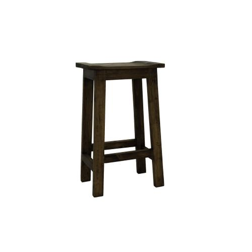 """L.M.T. Rustic and Western Imports - Jalapa Medio 30"""" Barstool"""