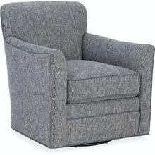 View Product - Bradington Young Luna Swivel Tub Chair 8-Way Tie 316-25SW