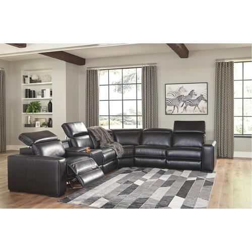 Mantonya 6-piece Power Reclining Sectional