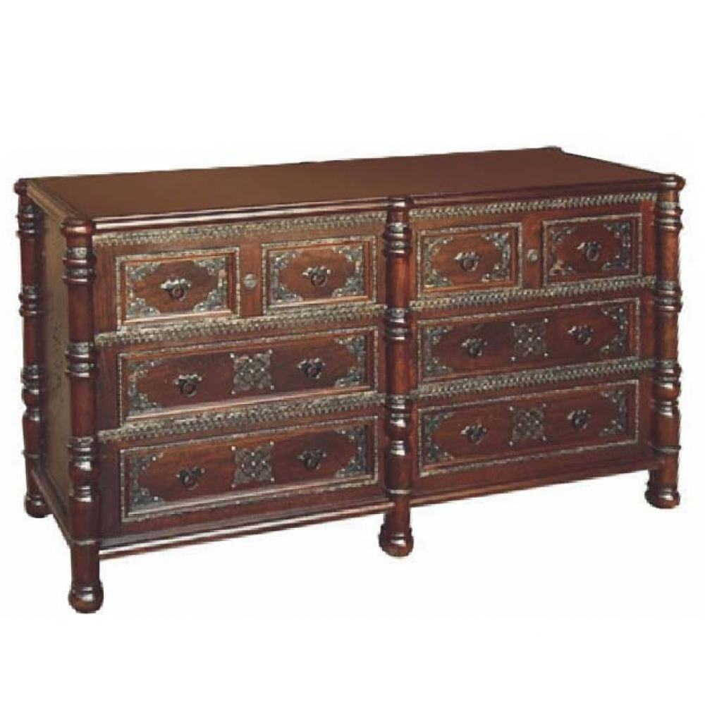 See Details - Santiago 8 Drawer Dresser