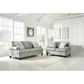 Kilarney Sofa & Loveseat Mist