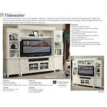 TIDEWATER 62 in. TV Tall Console